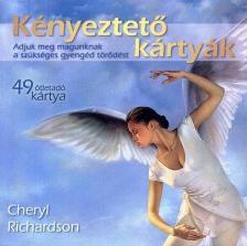 RICHARDSON, CHERYL - K�NYEZTET� K�RTY�K - 49 �TLETAD� K�RTYA -