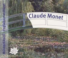 Doris Kutschbach - Claude Monet -  M�v�szk�pz�-sorozat #