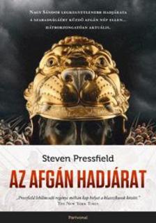 Steven Pressfield - Az afg�n hadj�rat