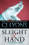 Lyons Cj - SLEIGHT OF HAND: A Hart and Drake Thriller [eKönyv: epub,  mobi]