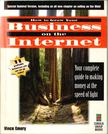 Emery, Vince - Business on the Internet [antikv�r]