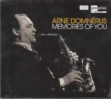 ARNE DOMN�RUS - MEMORIES OF YOU CD