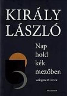 Király László - Nap hold kék mezőben