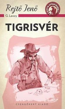 REJT� JEN� - Tigrisv�r