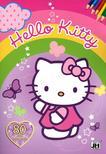 - Hello Kitty - A4 80 oldalas sz�nez�