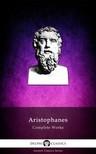 Arisztophanész - Delphi Complete Works of Aristophanes (Illustrated) [eKönyv: epub,  mobi]