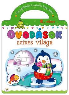 Agnieszka Bator - Óvodások színes világa 2. füzet