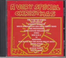 - A VERY SPECIAL CHRISTMAS CD