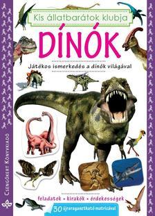 Bogos Katalin, Németh Csongor - Dínók - Játékos ismerkedés a dínók világával