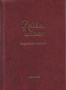 Jankovics J�zsef (szerk.) - Zal�n Tibor legszebb versei
