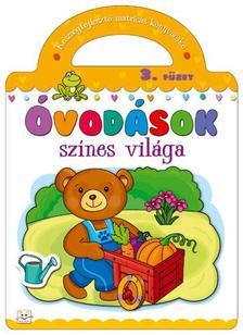 Agnieszka Bator - Óvodások színes világa 3. füzet