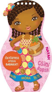 - �lt�ztess afrikai bab�kat - Csinibab�k