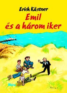 K|STNER, ERICH - Emil és a három iker