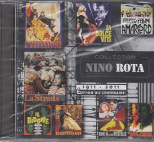 NINO ROTA - NINO ROTA COLLECTOR  1911-2011 CD