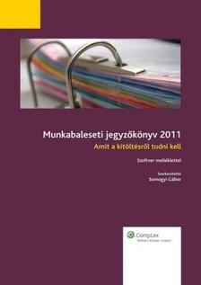 SOMOGYI G�BOR - Munkabaleseti jegyz�k�nyv 2011 [eK�nyv: epub, mobi]