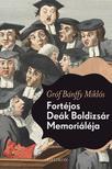 BÁNFFY MIKLÓS - Fortéjos Deák Boldizsár Memoriáléja #