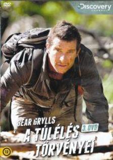 - BEAR GRYLLS - A T�L�L�S T�RV�NYEI 3. - DISCOVERY - DVD