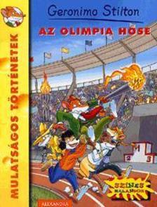 Geronimo Stilton - Az olimpia hőse