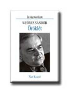 Szerk.: Domokos M�ty�s - �R�KL�T - IN MEMORIAM WE�RES S�NDOR