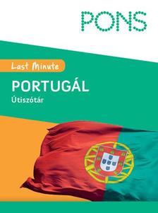 Pons - PONS LAST MINUTE �TISZ�T�R PORTUG�L - �J