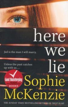 Sophie Mckenzie - Here We Lie