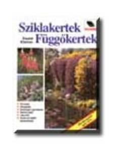 Ewald Kleiner - SZIKLAKERTEK FÜGGŐKERTEK