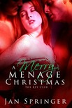 Springer Jan - A Merry Menage Christmas (The Key Club,  #3) [eKönyv: epub,  mobi]