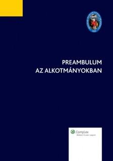 - Preambulum az alkotmányokban [eKönyv: epub, mobi]
