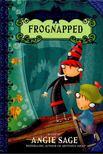 Angie Sage - Frognapped [antikvár]