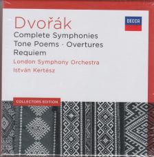 DVORAK - COMPLETE SYMPHONIES - TONE POEMS - OVERTURES - REQUIEM 9CD DVORÁK