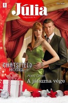 Green Abby - J�lia 595. (A j�tszma v�ge - Chatsfield Hotel 6.) [eK�nyv: epub, mobi]