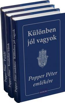 Popper P�ter, �s sokan m�sok - Popper P�ter eml�k�re