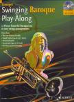 - SWINGING BAROQUE PLAY-ALONG FOR TRUMPET WITH CD (A.L`ESTRANGE)