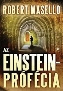 Robert Masello - Az Einstein-pr�f�cia [eK�nyv: epub, mobi]
