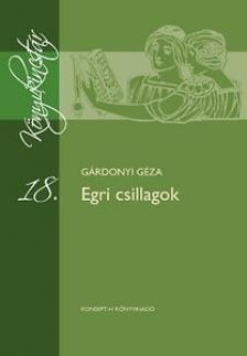 G�RDONYI G�ZA - KT-0020 EGRI CSILLAGOK