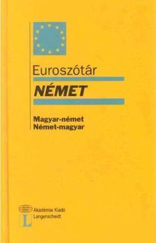 Akadémiai Kiadó - Euroszótár - Német