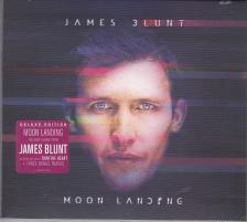- MOON LANDING DELUXE EDITION CD JAMES BLUNT