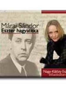 M�RAI S�NDOR - ESZTER HAGYAT�KA - HANGOSK�NYV -