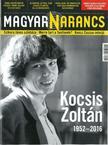 - MAGYAR NARANCS FOLYÓIRAT - XXVIII. ÉVF. 45. SZÁM, 2016. NOVEMBER 10.