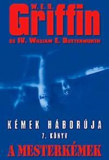 Griffin W. E. B - A mesterk�mek - K�mek h�bor�ja 7.k�nyv