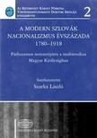 Szarka L�szl� (szerk.) - A modern szlov�k nacionalizmus �vsz�zada 1780-1918 - P�rhuzamos nemzet�p�t�s a multietnikus Magyar Kir�lys�gban [eK�nyv: epub,  mobi]