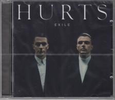 HURTS - EXILE CD HURTS