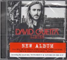 - LISTEN CD DAVID GUETTA