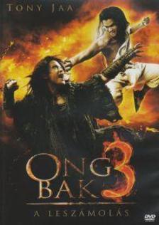 _ - Ong Bak 3. - A lesz�mol�s - DVD