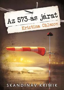 Kristina Ohlsson - Az 573-as j�rat