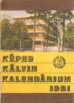 - K�pes K�lvin Kalend�rium 1981 [antikv�r]