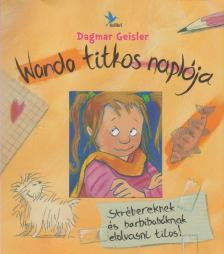 Dagmar Geisler - Wanda titkos napl�ja