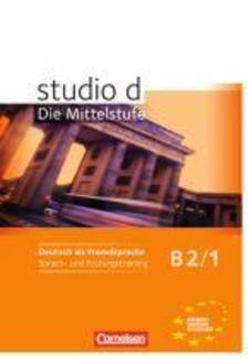 Rita Maria Niemann - studio d B2/1 Sprach- und Prüfungtraining