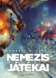 James S. A. Corey - Nemezis játékai [eKönyv: epub, mobi]