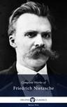 Friedrich Nietzsche - Delphi Complete Works of Friedrich Nietzsche (Illustrated) [eK�nyv: epub,  mobi]